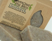 Natural Lavender Handcrafted Vegan Coconut Milk Gluten Free Lye Soap