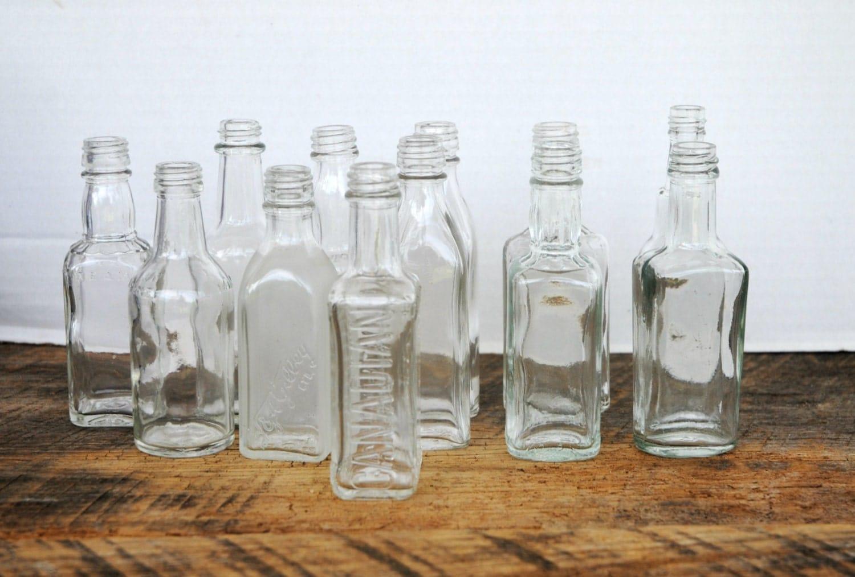 Mini Liquor Bottle Craft Ideas