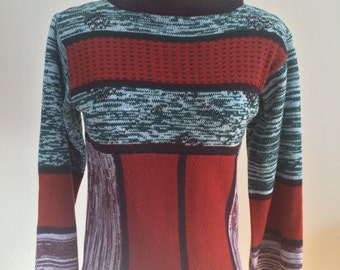60s Mod Sweater size Small