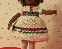 Color White for Riley Kish by JDL Doll Clothes