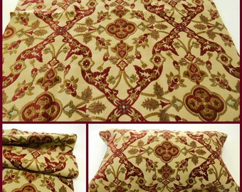 Kravet Portfolio Upholstery Fabric- Cut Chenille- Remnant- pc 24in x 24 in