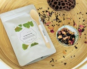 80g Organic Earl Grey Tea With Rose Petals and Cornflowers