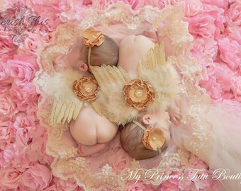 Newborn Wings, Newborn Angel Wings, Newborn Photo Props, Baby Wings