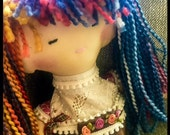 Sweet cloth doll for all ages