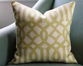 Kelly Wearstler Imperial Trellis Cushion Cover