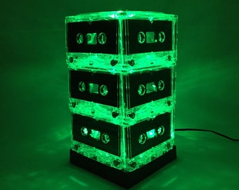 Christmas pre-order for newly designed Mixtape Light in green