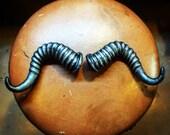 Horns Wearable Fantasy Animal Rubber Lightweight
