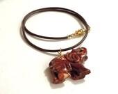Clearance Sale Elephant Pendant Necklace - Unisex