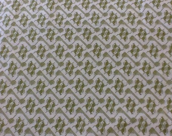In the beginning ROO fabric by the half metre