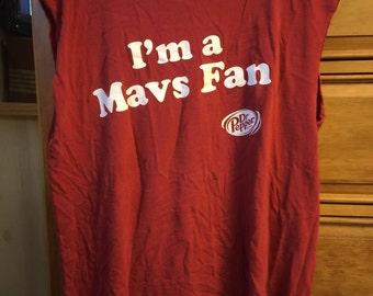 Mavericks adult tshirt