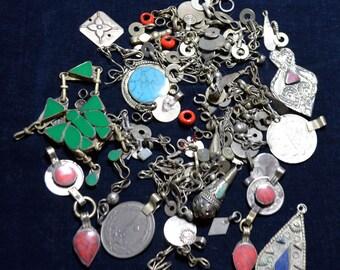 Kuchi Small Jewelry Parts Mixed Shapes Dangles 100 Gram Lot Uber Kuchi®