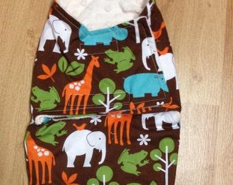 New Born Swaddling Blanket