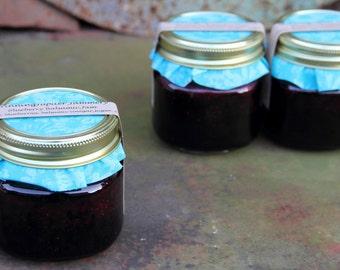 Homemade Blueberry Balsamic Jam - 8oz