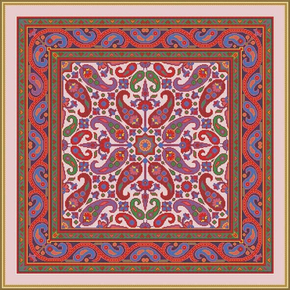 Antique Large Rug: Antique Rug Square Rug Design 2 Large Rug Adaptation