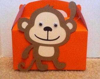 Cute Monkey Goody Box Set of Five