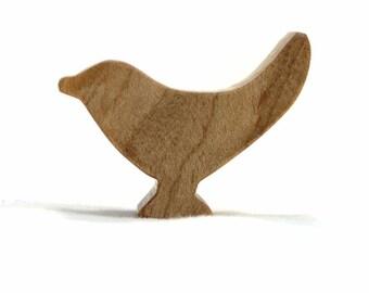 Bird Toy, Toy Bird, Bird Lovers Gift, Rain Forest Bird, Xenops, Jungle Animal, Wild Bird, Wooden Toy, Wood Toy, Nature Toy, Natural Toy