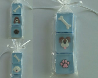 Puppy Dog Soap Set
