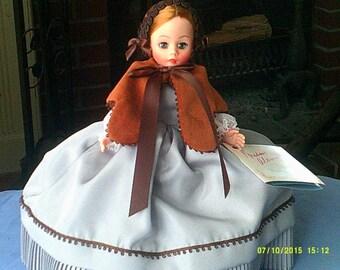 Madame Alexander Potrait Doll Anatasia