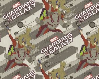 Camelot - Marvel - Guardians of the Galaxy - Characters in Iron