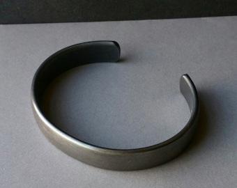 Constellation Jewelry Bracelet Cuff Bracelet Constellation Bracelet Pluto In Oxidized Sterling Silver Fine Jewelry