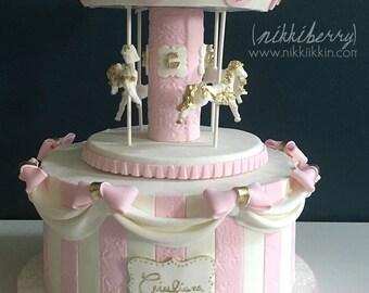 Carousel Cake - Original