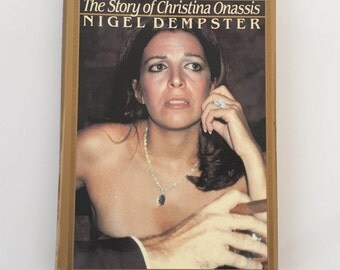Heiress The Story Of Christina Onassis 1989 1st Ed Hardcover
