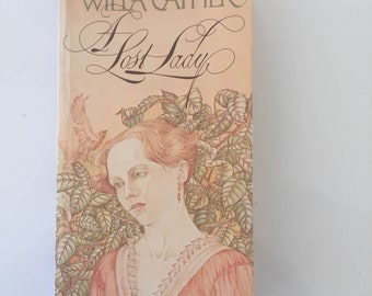 A Lost Lady by Willa Cather (1972 Paperback)
