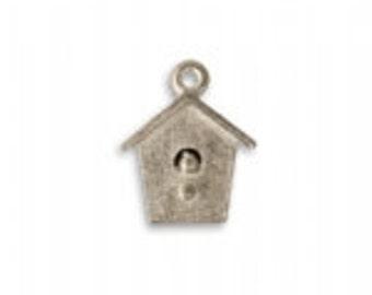 17x14mm Bird House