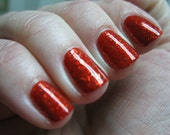 SALE- Burning Leaves Nail Polish