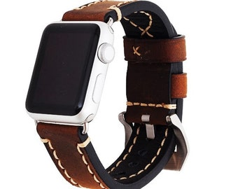 Apple Watch band, Apple Watch Band 42mm, Apple Watch Strap, Apple Watch Leather, Apple watch, smartwatch, Wearable Technology, iWatch band