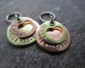 Pet ID Tag - Personalized Pet ID Tag - Dog Collar Tag - Pet ID Tag - Pet Tag - Pet Tags - Pet Accessories - Engraved Pet Tag - Custom