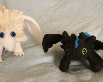 Alpha Mini Dragon Play Set