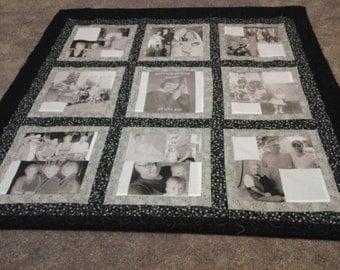 Customized Photo Blanket