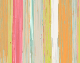 SALE Chalk & Paint by Sew Caroline for AGF - Dripping Paint Warming - 1/2 yard cotton quilt fabric 516