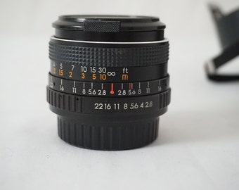 Sears Vintage 28mm Camera Lens / Photography Accessories