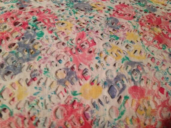 Decorative Cotton Polyester Fabric F47