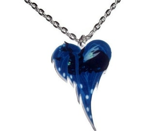 Queen Chrysalis Necklace, Kawaii MLP Friendship is Magic Pony Necklace