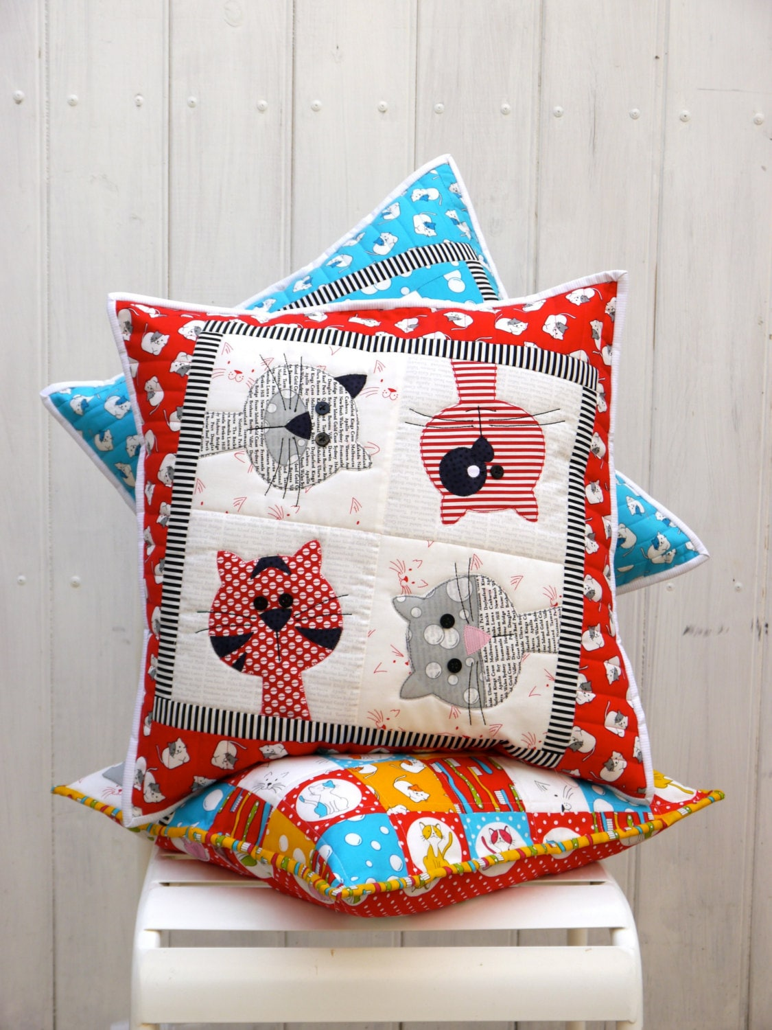 Easy Patchwork Quilt Patterns