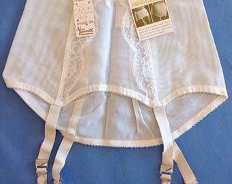 Vintage Mini Girdle by Vassarette