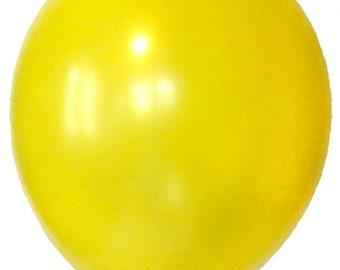 """Jumbo 24"""" Giant Latex Balloon, Biodegradable, Helium Balloon"""