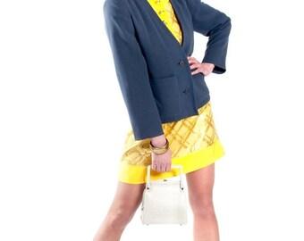 ON SALE Garçon tailored wool jacket // 80s // S/M size