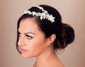 Aida  Floral Headdress