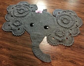 Josephina Elephant Rug