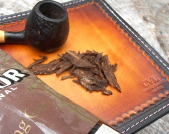 The Sophisticate, tobacco mat, Pipe tobacco, Pipe accessory