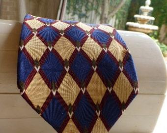 Bill Blass Black Label Imported Silk Vintage Tie. Amazing!!!!