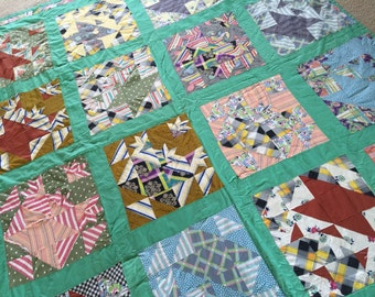 40s Country Chic Summer Quilt