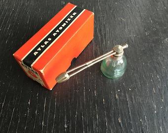 Vintage Atlas Atomizer #24 with Original Box