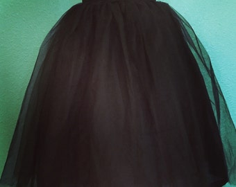 Tulle Trixie Skirt - you choose the color
