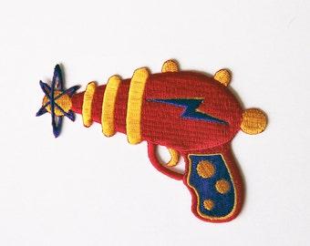 Electron Ray Gun Patch