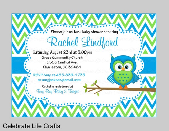 Baby shower invitations printable baby boy shower invite owl il570xn filmwisefo